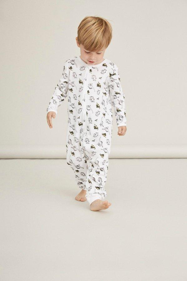 Dino Jungs Schlafanzug einteilig