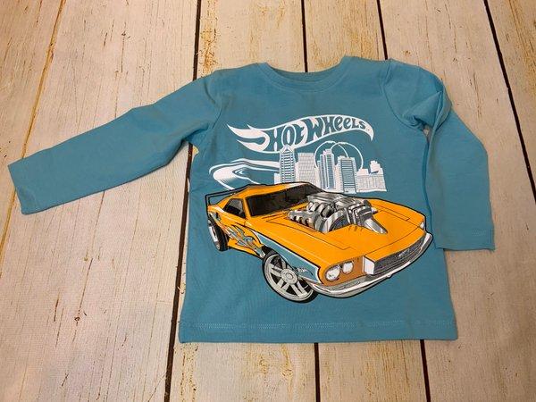 NMM Hotwheels Langarmshirt
