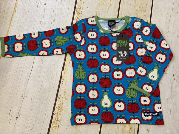 villervalla Birne-Apfel Shirt