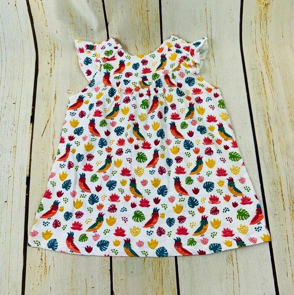Papageien 🦜 Kleid von sense organics