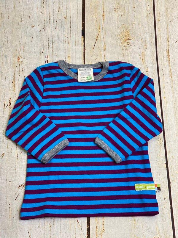 langarm Shirt Ringel