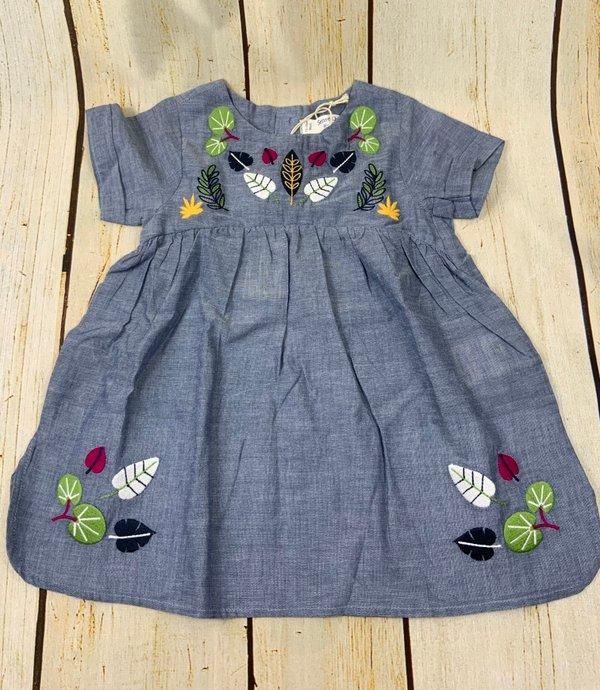 gesticktes Kleidchen  von Sense organics